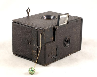 Lot 30-The Pascal - The World's First Camera with Automatic Film Transport