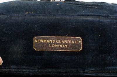 Lot 9-An Uncommon Quarter Plate Newman & Guardia Sibyl De Luxe, Model No.1.