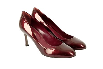 Lot 1224-Sergio Rossi Bloody Mary Scarpe Donna Pump - Size 38