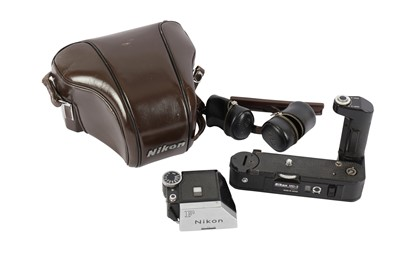 Lot 415-A Group of Nikon Accessories