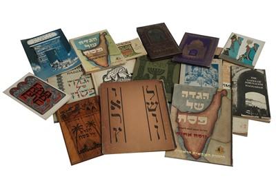 Lot 1539 - Hebraica & Judaica. Children's Literature.