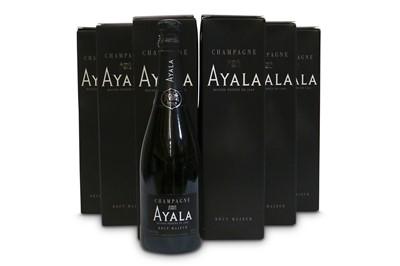 Lot 1-Ayala Brut Majeur Champagne