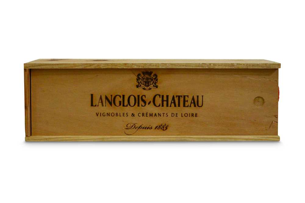 Lot 41-Magnums of Langlois Chateau