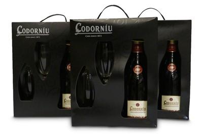 Lot 40-Codorniu Cava Giftpacks