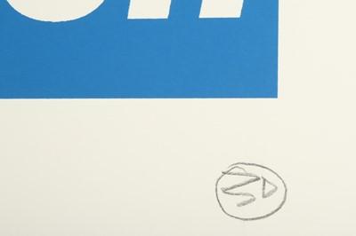 Lot 303 - 3D / ROBERT DEL NAJA (BRITISH B. 1965)