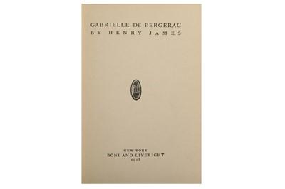 Lot 1044 - James (Henry)