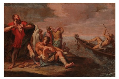 Lot 611-ATTRIBUTED TO NICOLA BERTUZZI (ANCONA 1710 - BOLOGNA 1777)