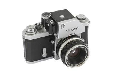 Lot 74-A Nikon F Photomic 'Red Dot' SLR Camera