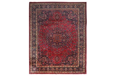 Lot 40-A FINE MESHED CARPET, NORTH-EAST PERSIA