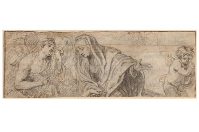 Lot 625-ATTRIBUTED TO CORNELIS SCHUT (ANTWERP 1597 - 1655)
