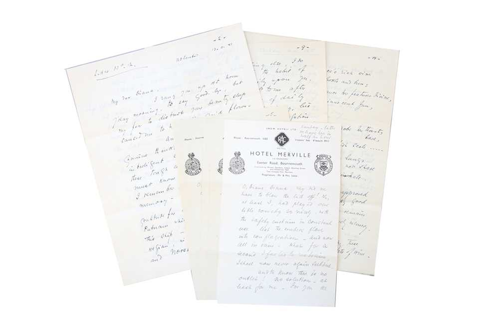 Lot 1443 - Love Letters.
