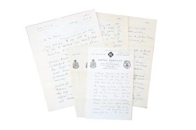 Lot 1038 - Love Letters.