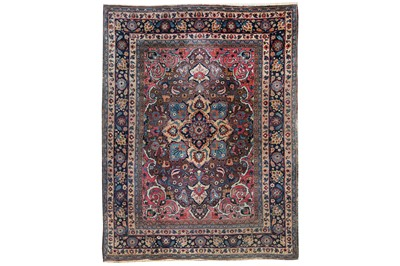 Lot 16-A MESHED CARPET, NORTH-EAST PERSIA