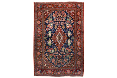 Lot 46-A FINE KASHAN RUG, CENTRAL PERSIA