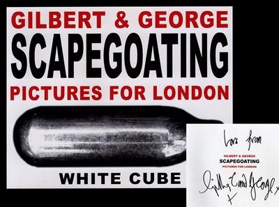 Lot 106-Gilbert & George