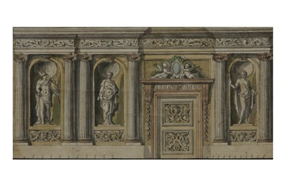 Lot 620-FRENCH SCHOOL (LATE 17TH/EARLY 18TH CENTURY)