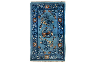 Lot 15-A CHINESE LARGE RUG