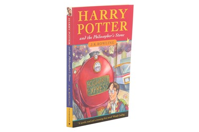 Lot 431 - Rowling: Harry Potter and the Philosopher's Stone