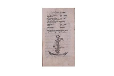 Lot 302-Aldine Press.- Pontanus (Johannes Jovianus)