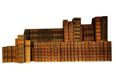 Lot 384-Literature.