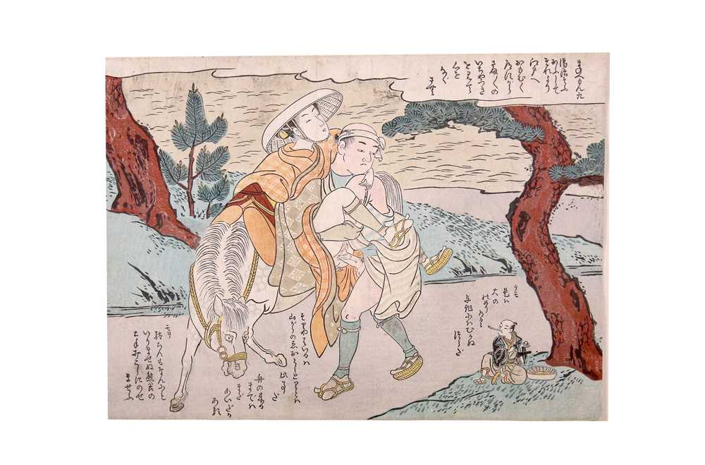 Lot 1000-Harunobu (Suzuki)