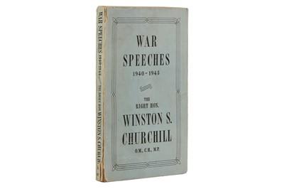 Lot 392-Churchill (Winston)
