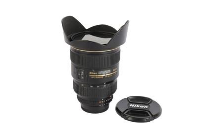 Lot 419-A Nikon 17-35mm f2.8D AF-S Nikkor ED Lens