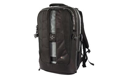 Lot 418 - A LowePro Professional Camera Outfit Bag with Other Accessories