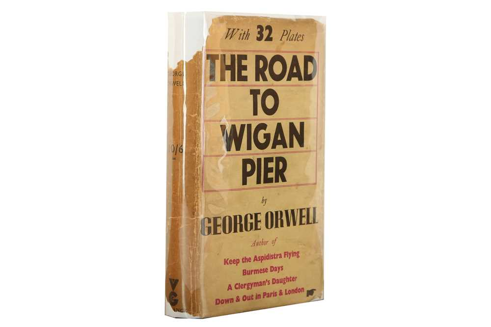 Lot 427 - Orwell (George) The Road to Wigan Pier