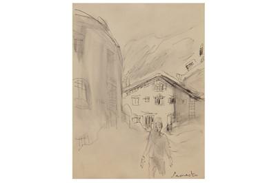 Lot 61-FELIKS TOPOLSKI, R.A. (1907-1989)