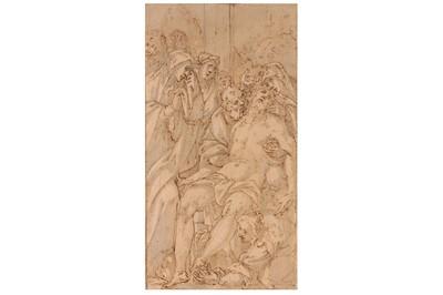 Lot 616-GIOVANNI MAURA DELLA ROVERE, CALLED IL FIAMINGHINO (MILAN 1575 - 1640)