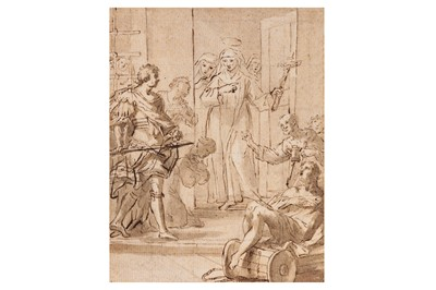 Lot 626-ATTRIBUTED TO GIUSEPPE MARCHESI CALLED IL SANSONE (BOLOGNA 1699 - 1771)