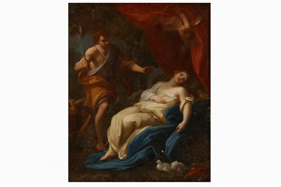 Lot 643-CIRCLE OF GIUSEPPE BARTOLOMEO CHIARI (ROME 1654-1727)