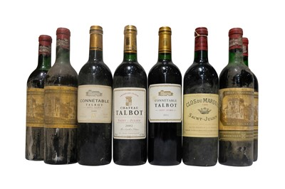 Lot 84 - Mixed Bordeaux