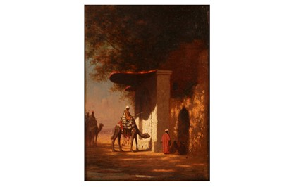 Lot 893-CHARLES-THEODORE FRERE (FRENCH 1814 - 1818)