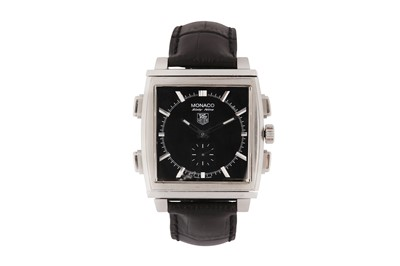 Lot 265-TAG HEUER.