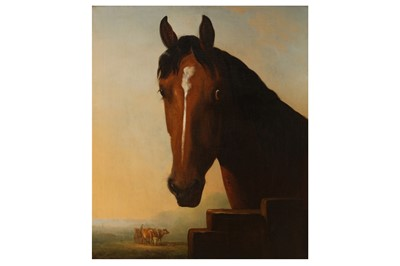 Lot 632-JACQUES-LAURENT AGASSE (GENEVA 1767- LONDON 1849)