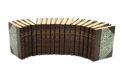 Lot 389-Browning (Robert) The Poetical Works…
