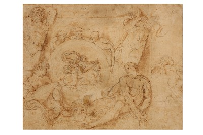 Lot 621-AFTER ANNIBALE CARRACCI (BOLOGNA 1555 - 1619)