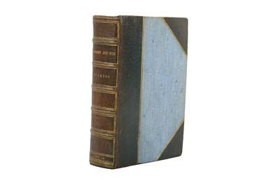 Lot 393-Dickens (Charles) Dombey and Son