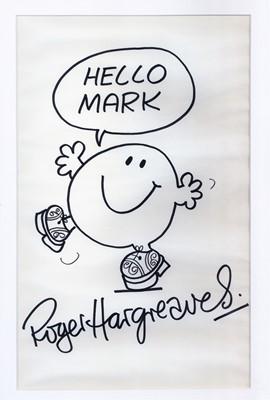 Lot 107-Hargreaves (Roger)