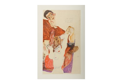 Lot 1036 - Schiele (Egon)
