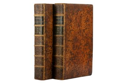 Lot 402 - Johnson (Samuel) A Dictionary of the English Langauge