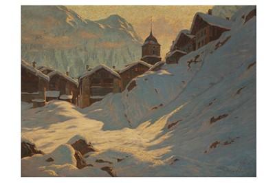 Lot 835-FRANZ HOLPER (GERMAN 1862 - 1935)
