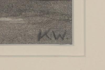 Lot 30-SIR KYFFIN WILLIAMS, R.A. (1918-2006)