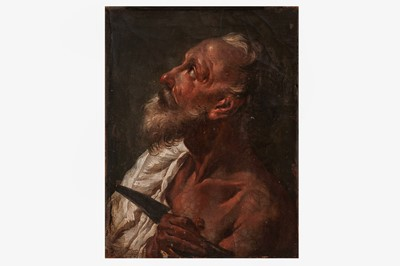 Lot 647-AFTER GIOVANNI BATTISTA PIAZZETTA, MID/LATE 18TH CENTURY