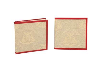 Lot 1223-Asprey Travel Books