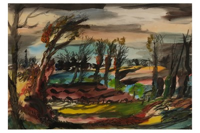 Lot 33-ROWLAND SUDDABY (1912-1972)