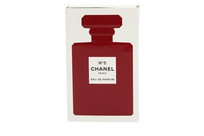 Lot 1221-Chanel No 5 Eau De Parfum Red Edition