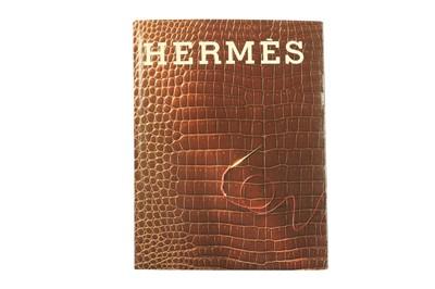 Lot 1255-Hermes Mini Paperback Notebook